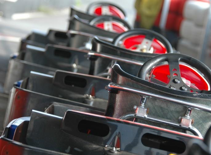 Kart' Expo est équipé par SodiKart