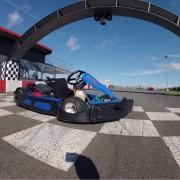 Sodi Kart Fun Kid - 120 cc 4 temps - Accessible à partir de 7 ans jusqu'à 13 ans